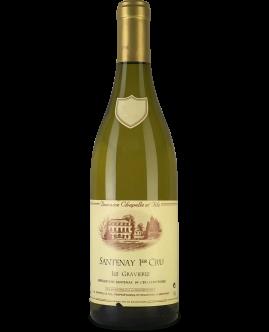 """Bourgogne, Santenay 1er Cru """"Les Gravieres"""" 2017 (Vin)"""