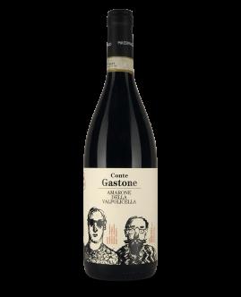 """Amarone della Valpolicella """"Conte Gastone"""" 2015"""