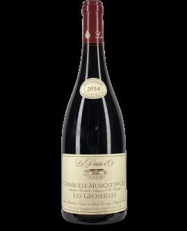 """Bourgogne, Chambolle-Musigny 1er Cru """"Les Groseilles"""" 2014"""