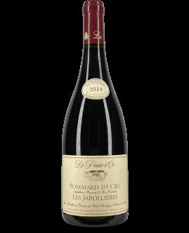 """Bourgogne, Pommard """"Les Jarollières"""" 1'er Cru 2014"""
